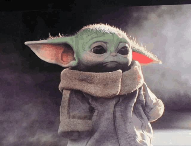 Sad Baby Yoda Meme Generator Imgflip