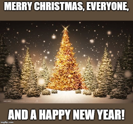 Happy Merry Christmas Eve 2020 Image tagged in memes,merry christmas,christmas,christmas tree