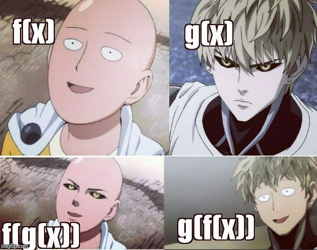 Saitama and Genos | image tagged in saitama and genos | made w/ Imgflip meme maker