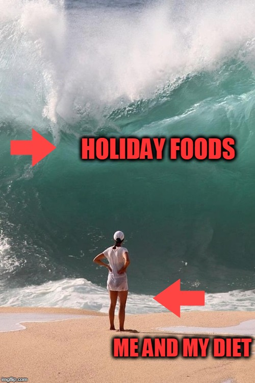 diet | HOLIDAY FOODS ME AND MY DIET | image tagged in diet,xmas,food,fat | made w/ Imgflip meme maker