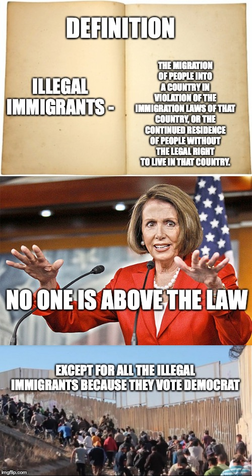 "LMAO like the libtards really believe ""no-one is above the law"" 