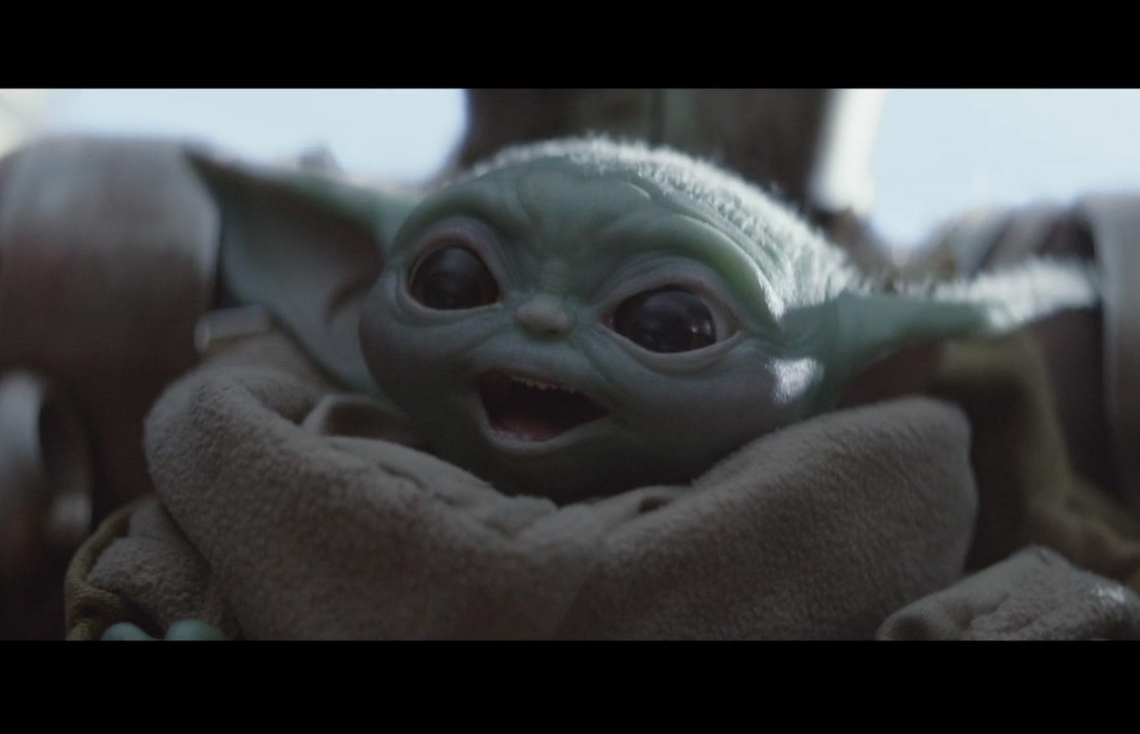 Laughing Baby Yoda Meme Generator Imgflip