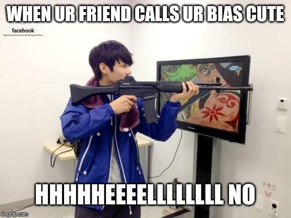 Kpop Fans Be Like Imgflip
