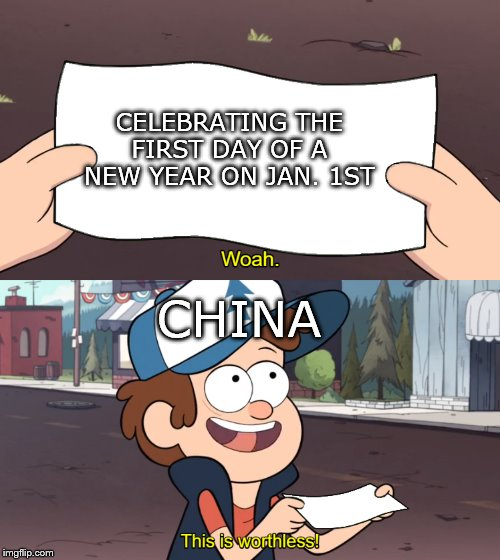 I want to thank the island nation of China for the Playstation | CELEBRATING THE FIRST DAY OF A NEW YEAR ON JAN. 1ST CHINA | image tagged in this is worthless | made w/ Imgflip meme maker