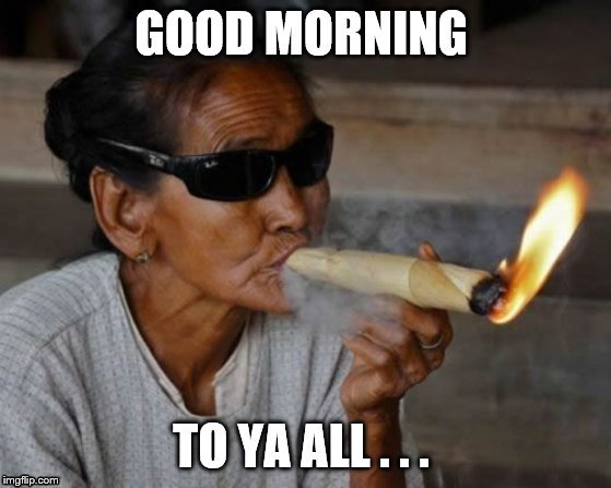 Good Morning | image tagged in anonymous | made w/ Imgflip meme maker
