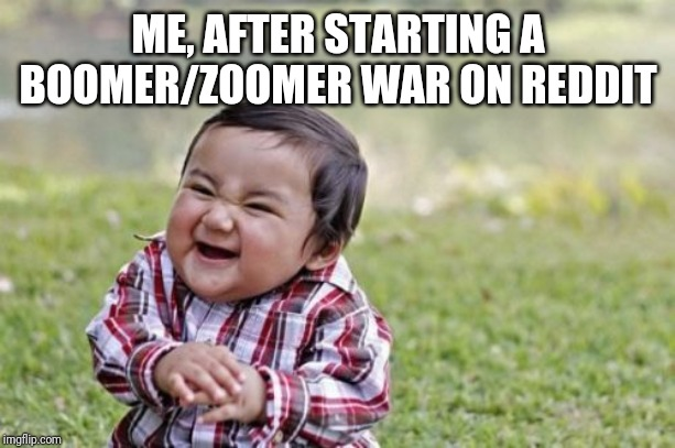 "Gen ""Xers"" be like... 