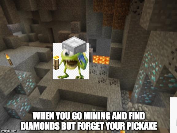 Relatable Minecraft Meme Imgflip