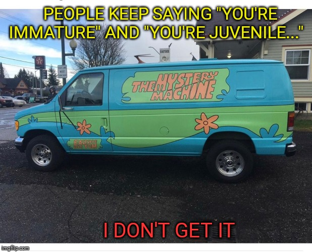 """RUH-ROH!"" 