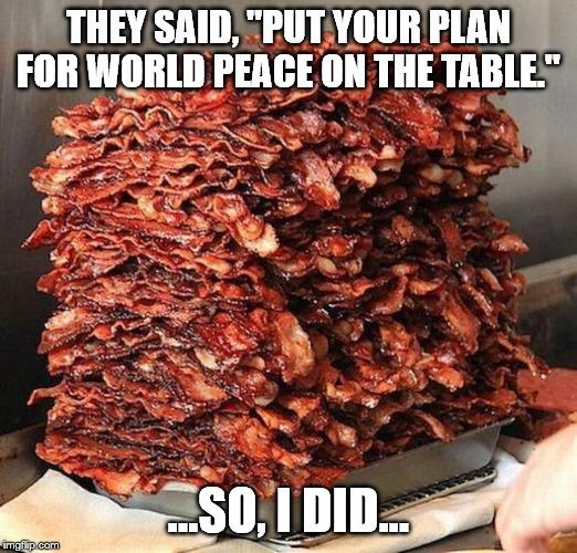 bacon Memes & GIFs - Imgflip