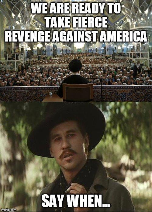 Politics Doc Holliday Memes Gifs Imgflip