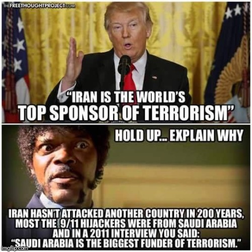 Drumpf the Clown | image tagged in political meme,memes,iran,impeach trump | made w/ Imgflip meme maker