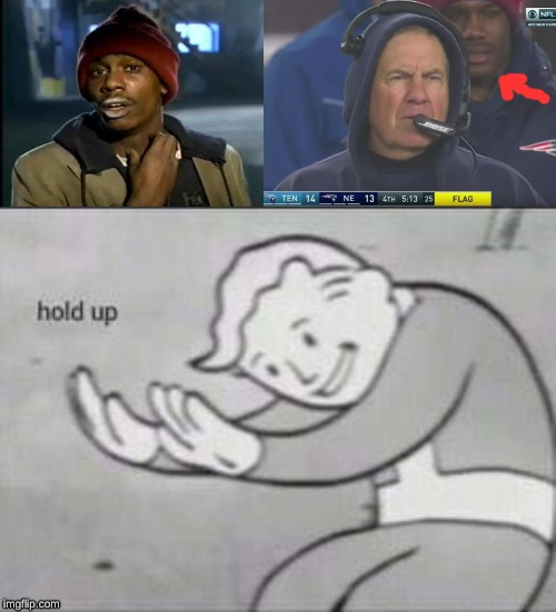 The Yall got any more of that guy was secretly helping the Patriots!! | image tagged in memes,y'all got any more of that,fallout hold up,new england patriots | made w/ Imgflip meme maker