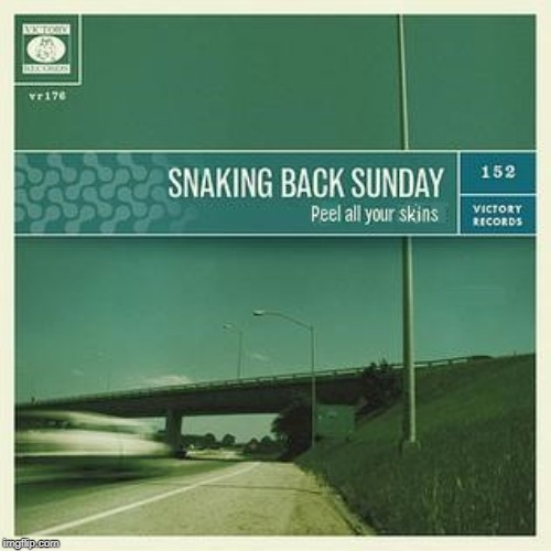 image tagged in pun,snake,tbs,taking back sunday,scene,emo | made w/ Imgflip meme maker