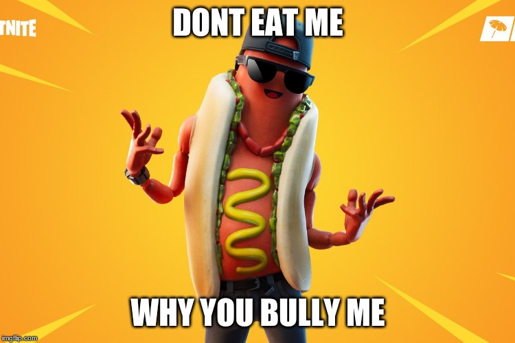 please | DONT EAT ME WHY YOU BULLY ME | image tagged in please | made w/ Imgflip meme maker
