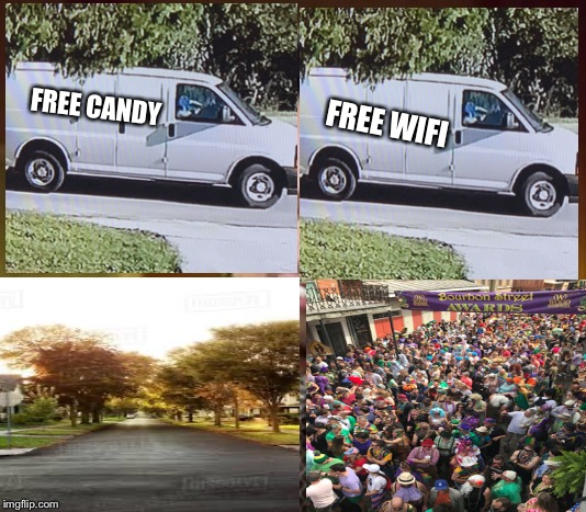 Ancient Aliens | FREE CANDY FREE WIFI | image tagged in memes,ancient aliens | made w/ Imgflip meme maker