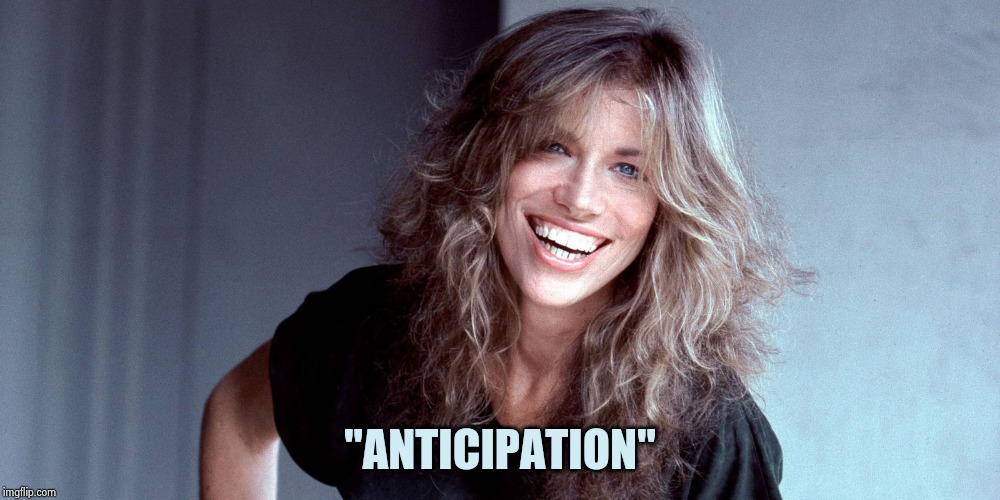 "Carly Simon | ""ANTICIPATION"" 