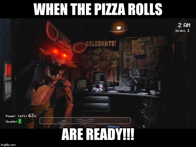 Foxy Jumpscare Fnaf 1 Memes Imgflip