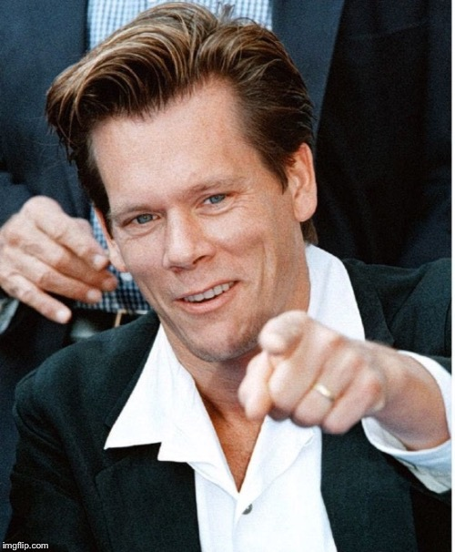 Kevin Bacon approves | image tagged in kevin bacon approves | made w/ Imgflip meme maker