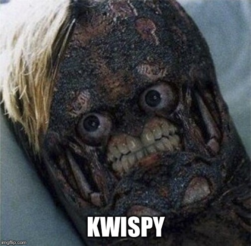 Kwispy | KWISPY | image tagged in kwispy | made w/ Imgflip meme maker