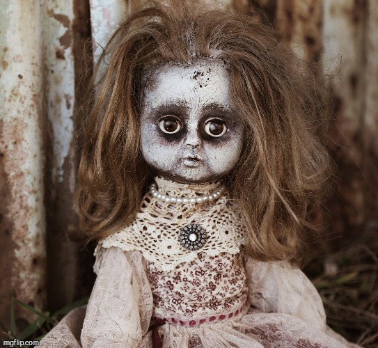Boo Boo Dolly Doll | image tagged in boo boo dolly doll | made w/ Imgflip meme maker