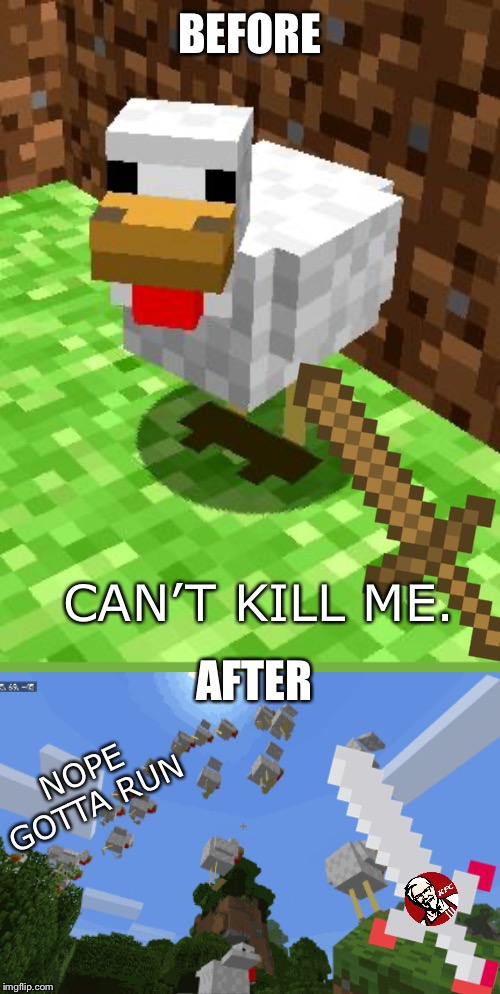 Minecraft Memes Feel Memes Gifs Imgflip