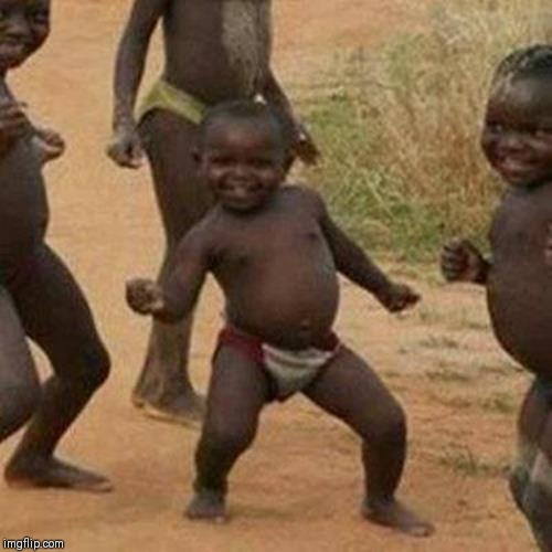 Third World Success Kid Meme | image tagged in memes,third world success kid | made w/ Imgflip meme maker