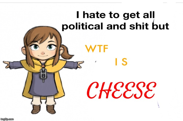 image tagged in cheese,politics,memes,gen z,hat kid | made w/ Imgflip meme maker
