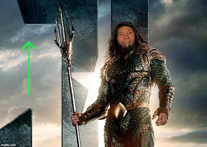 image tagged in kewlew-aquaman | made w/ Imgflip meme maker