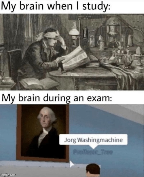 Tests be like | image tagged in roblox,george washington | made w/ Imgflip meme maker