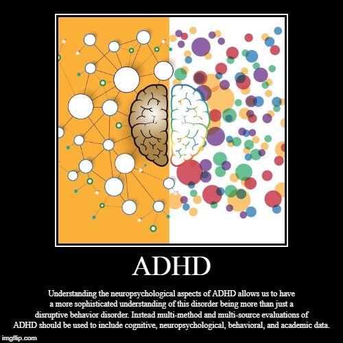 woodlands health and wellness | ADHD | Understanding the neuropsychological aspects of ADHD allows us to have a more sophisticated understanding of this disorder being more | image tagged in woodlands health and wellness,psychiatric wellness center,woodlands psychiatry,adhd testing houston,psychiatry of the woodlands | made w/ Imgflip demotivational maker