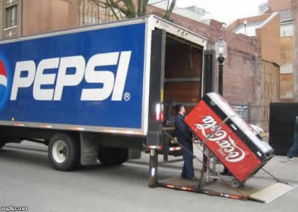 Pepsi Coke | image tagged in pepsi coke | made w/ Imgflip meme maker
