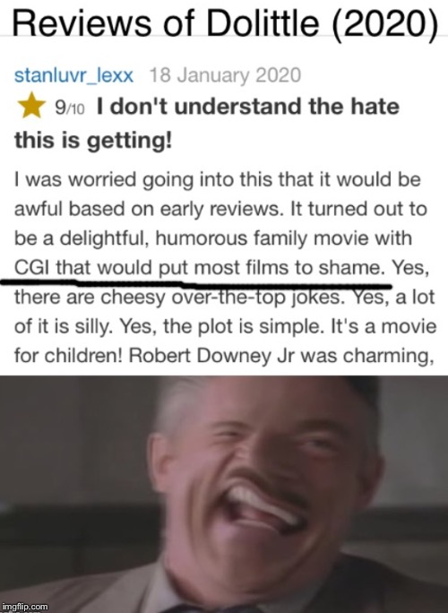 Not hating the movie.  Just the CGI. | image tagged in j jonah jameson,disney,cgi,what the heck | made w/ Imgflip meme maker