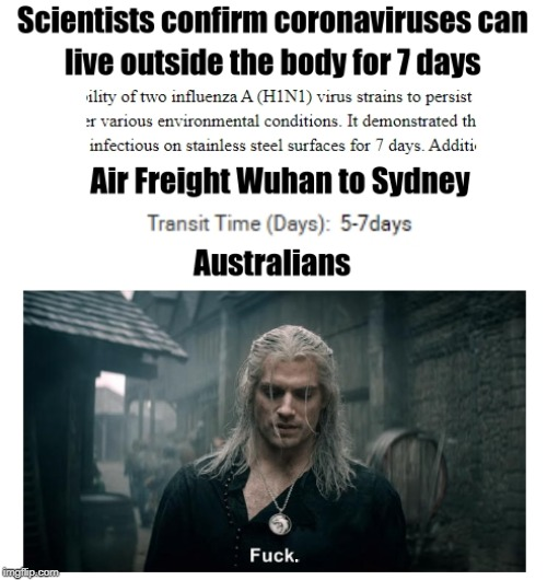 Um. Could I delay the delivery a few days? Thanks. |  . | image tagged in coronavirus,australians,wuhan,china virus,virus,australia | made w/ Imgflip meme maker