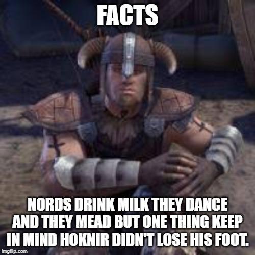 Okay Post Your Eso Skyrim Nord Memes Not Tes5 Memes Here Elder