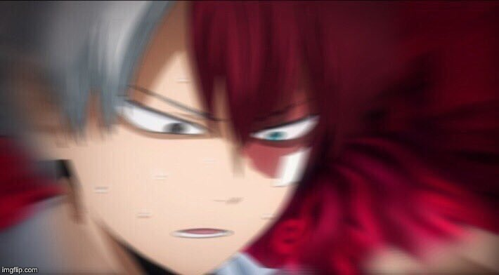 image tagged in todoroki thinking | made w/ Imgflip meme maker