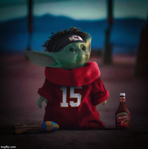 Baby Yoda 49ers Fan Imgflip