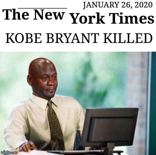 Crying Michael Jordan @ Computer - Imgflip