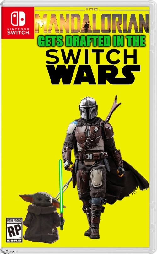 The prelude to switch wars 2 begins! - Imgflip