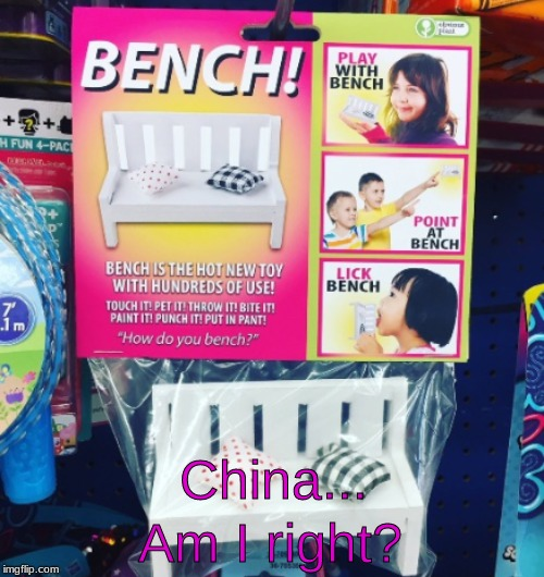 China Why? |  Am I right? China... | image tagged in memes,funny,funny memes,funny meme,china | made w/ Imgflip meme maker
