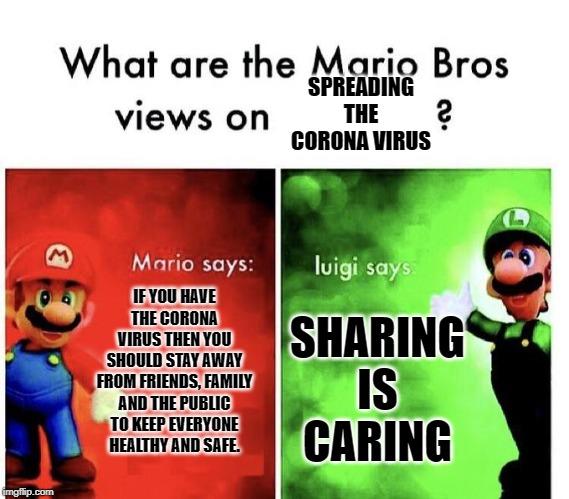 Mario Bros Views Imgflip