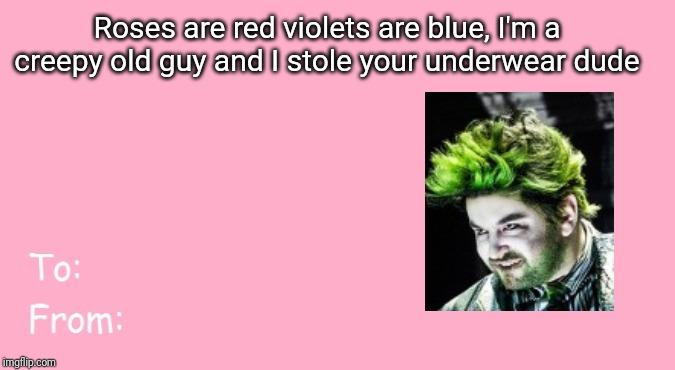 Valentine S Day Card Meme Imgflip
