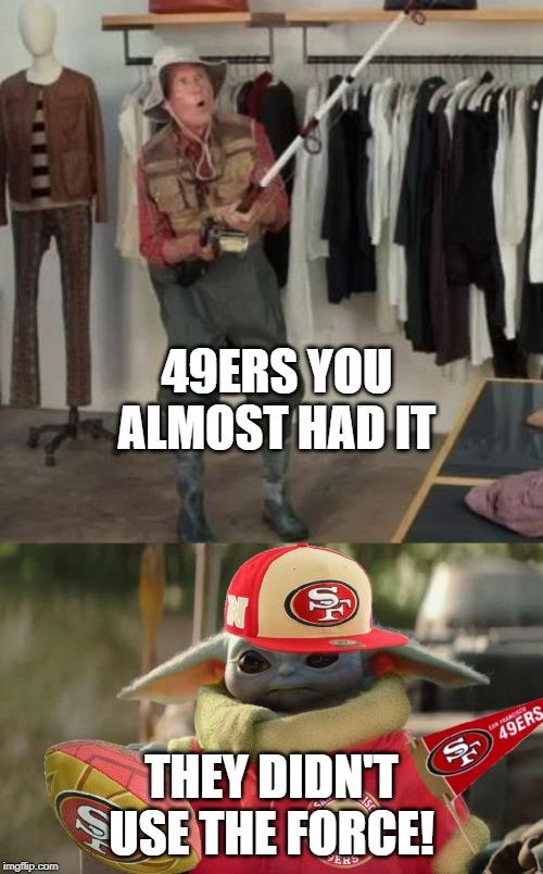 Baby Yoda 49ers Fan Memes Gifs Imgflip