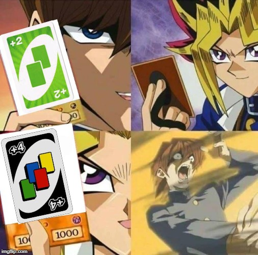 Yugioh card draw | image tagged in yugioh card draw | made w/ Imgflip meme maker
