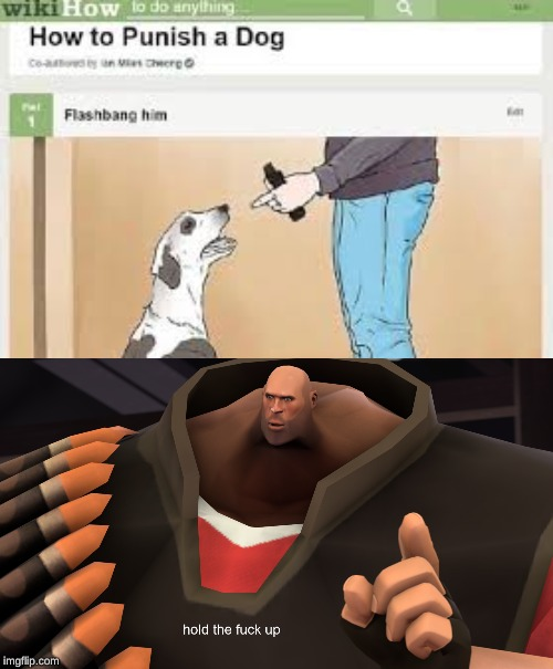 Hold up | image tagged in heavy hold up,tf2,wikihow,memes,funny,heavy | made w/ Imgflip meme maker