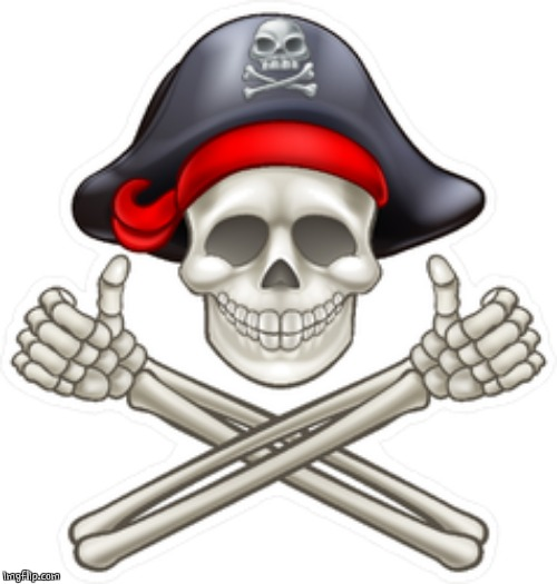 thumbs up pirate | image tagged in thumbs up pirate | made w/ Imgflip meme maker
