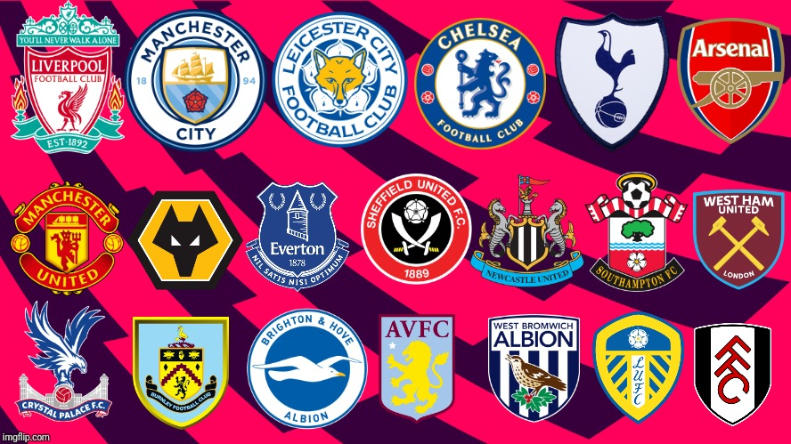 Premier League 2020-2021 - Imgflip