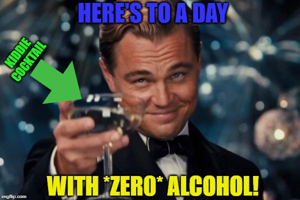 "Drinking alcohol every day is bad!  Can anyone spot the ""typo""? 