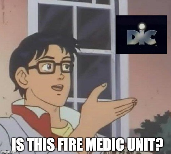 Is This A Pigeon Meme | IS THIS FIRE MEDIC UNIT? | image tagged in memes,is this a pigeon | made w/ Imgflip meme maker