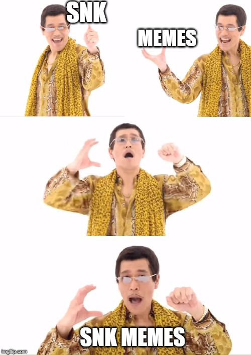 SNK Memes 3p0psn