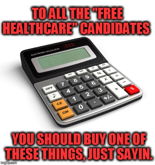 """Free""--  dont forget to show your work..  it would be nice, but doesn't add up. 